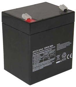 Akumulátor Gel-olovo bezúdržbový 12V / 4.5Ah