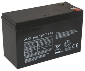 Akumulátor Gel-olovo bezúdržbový 12V / 7.2Ah