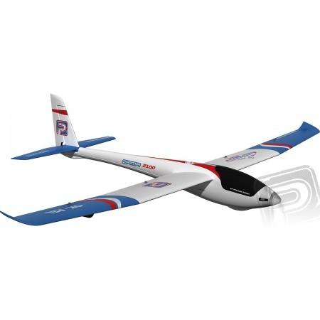 RC letadlo, GAMA 2100 - RTF M1 5k 2.4GHz brushless