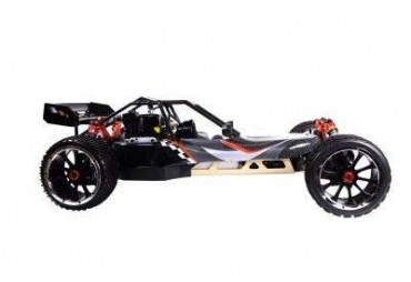 "RC Buggy ""Pitbull X"" M 1:5 / 30ccm / 2,4 GHz / 2WD"