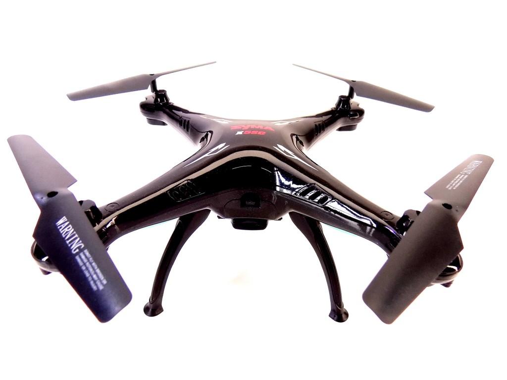 Syma X5Cs dron s HD kamerou - nová + 14 minut letu