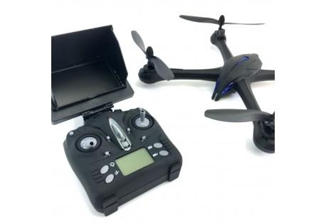 Spider R10 s FPV přenosem obrazu HDkamerou