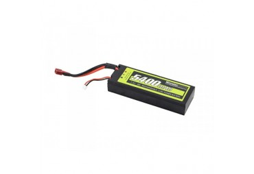 Akumulátor 7,4V 5400mah 45C Hardcase Li-Pol