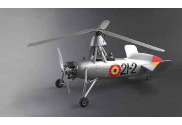 G5001 - Cierva C30 Španělsko