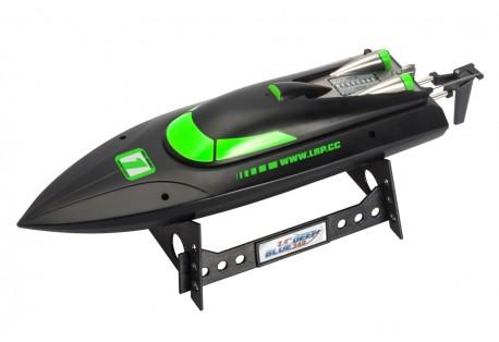 RC Loď Neon - Black 25km/hod 2,4 Ghz proporcionál