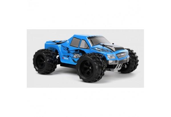 AUTO FUNRACE MONSTER TRUCK 1:18 - Modrý