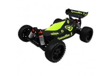 Speedfire 3 Buggy 1:10 XL Brushed WATERPROOF