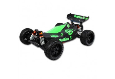 Hot Fire Buggy 3, 1:10 XL Brushless RTR Waterproof