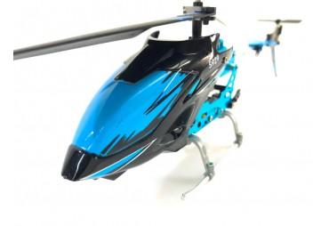 Extra odolný Vrtulník Red s osvětlením