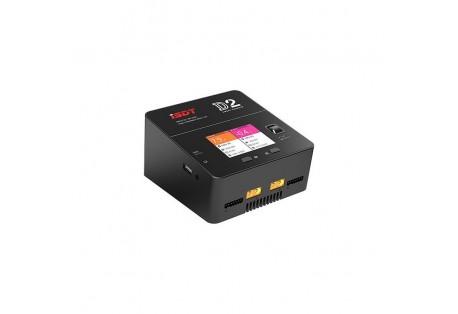 iSDT D2 200W mini duální nabíječ s balancérem