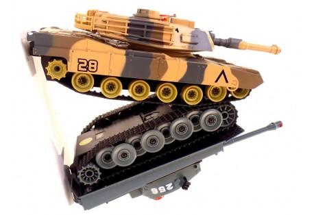 Bojující tanky - RC sada