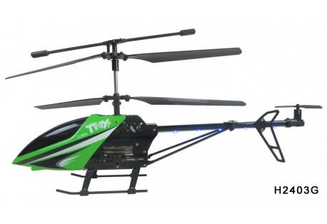Střední vrtulník THUNDERBIRD 2,4 GHz