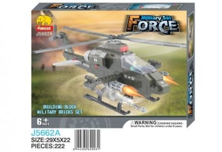 COBRA - Bojový vrtulník 222 dílků