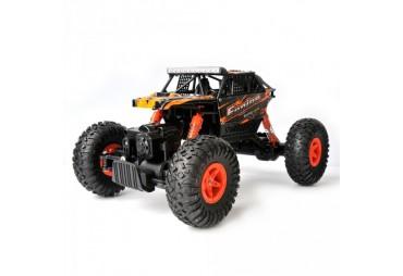 RC Crawler 1:18 4WD RTR Proporcionální - ORANŽOVÝ