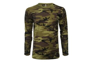 Army tričko pánské Military R - dlouhý rukáv