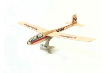 Blaník polomaketa létajícího větroně (rychlostavebnice)