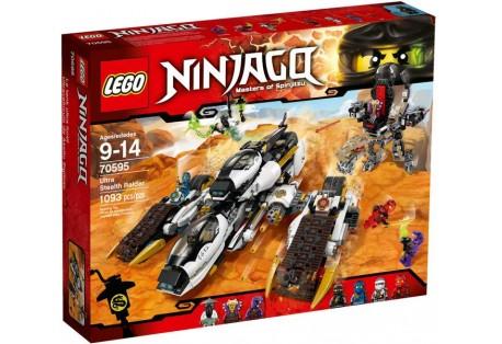 LEGO Ninjago - Ultra tajné útočné vozidlo