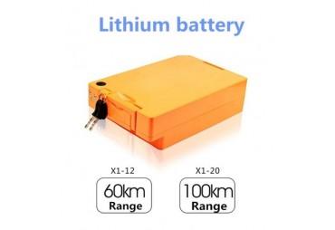 Baterie x1 20 Ah