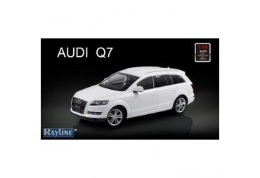 RC Auto AUDI Q7 1:14 bílá