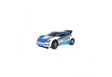 RC auto FUNRACE WRC 1:18 MODRÁ