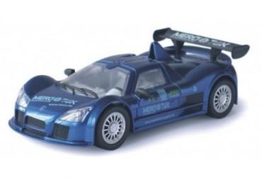 Model Apollo Gumpert - modrý