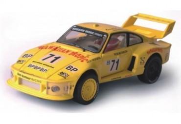 Model Porsche Turbo 935 - žlutý