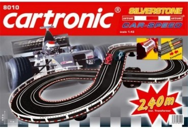 "Autodráha Cartronic Car-Speed ""Silverstone"" - 2,40m"