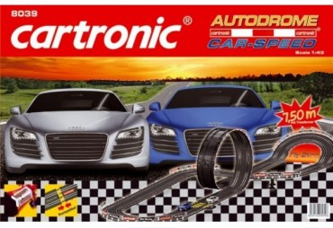 "Autodráha Cartronic Car-Speed ""Autodrom"" 7,50 m"