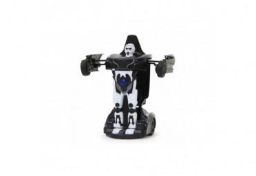 Robibot Diecast 1-32 transformer - černý