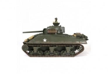 Tank M4A3 Sherman 1:24