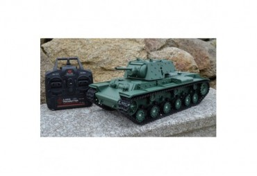 Tank KV-1 2,4Ghz 1:16