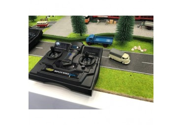 VW pro železniční kolejiště s plachtou pro TT 1.87