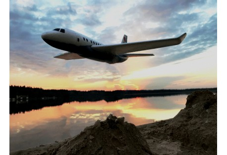 Air 571 odolné házedlo