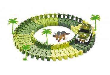 Auto dráha Vario Dinosaurus