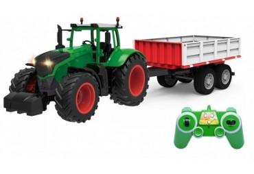 RC Traktor Green 1:16 2.4GHz