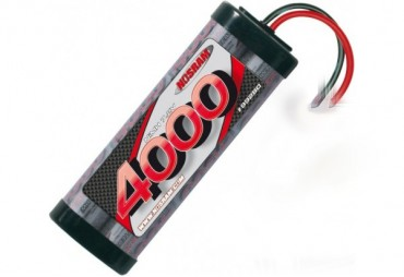 Nosram- Power pack 4000mAh 7.2V NiMH StickPack