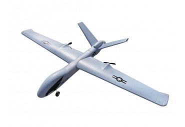 RC Letadlo 2,4 Ghz se stabilizací šedé