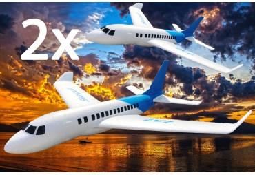 Letadlo pro děti s vynikající klouzavostí a odolností