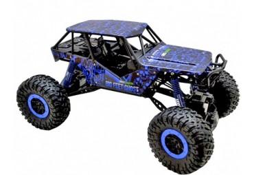 BIG CRAWLER 4x4 - 2,4Ghz - 1/10 - Velké trialové RC auto - Modrý