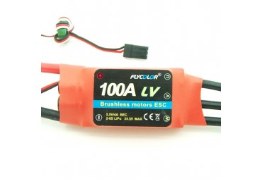 FLYCOLOR 100A ESC BEC 5.5V/4A