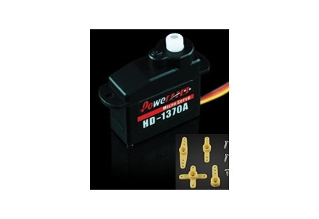Power HD-1370A analog servo 3,7g