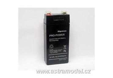 Olověná baterie Pro-Power 2V 4Ah