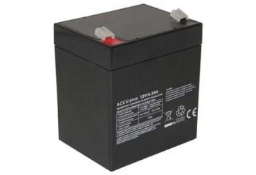 Akumulátor 12V / 4.5Ah - ACCU plus - bezúdržbový olověný