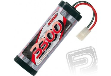 Nosram-Power pack 3300mAh 7.2V NiMH StickPack