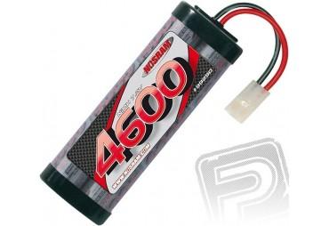 Nosram- Power pack 4600mAh 7.2V NiMH StickPack