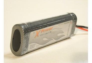 Vysokokapacitní akumulátor 7,2 V 4200 mAh