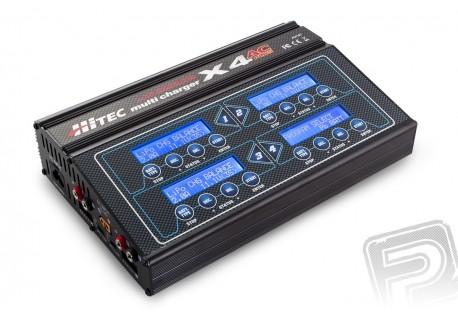 Nabíječ MultiCharger X4 AC Plus