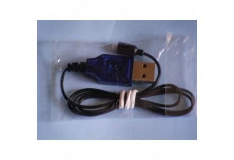 Nabíječka, nabíječ USB pro malé vrtulníky
