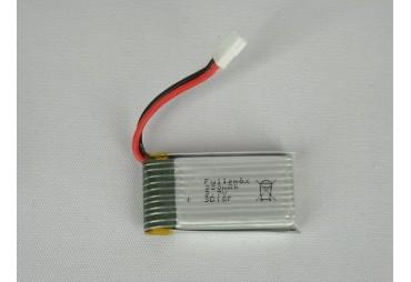 Li-pol akumulátor 1s 350 mAh