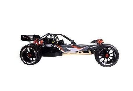 "RC Buggy ""Pitbull X"" M 1:5 / 30ccm / 2,4 GHz / 2WD"